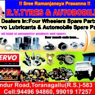 R V Tyres & Automobiles