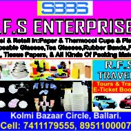 R.F.S ENTERPRISES