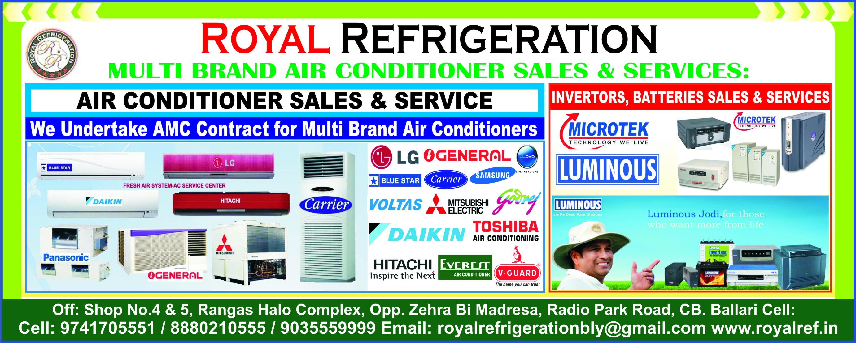 Royal Refrigeration