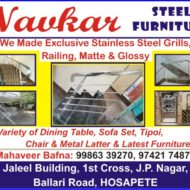 Navkar Steel Furniture