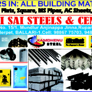 SRI SAI STEELS & CEMENTS