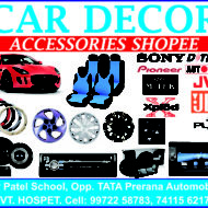 CAR DECOR ACCESSORIES SHOPEE