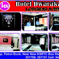 Hotel Dwaraka Residency