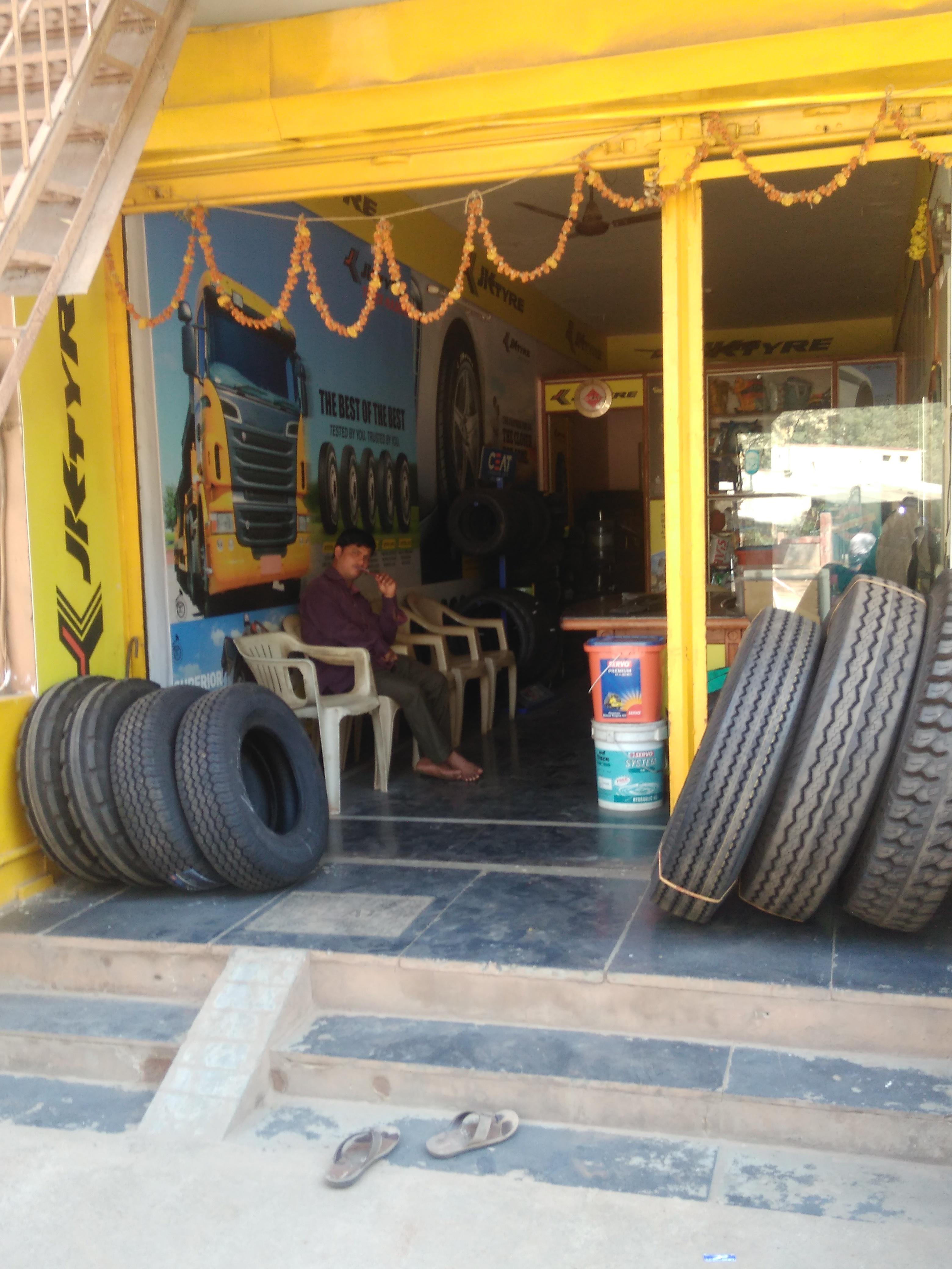 Mysore Tyres