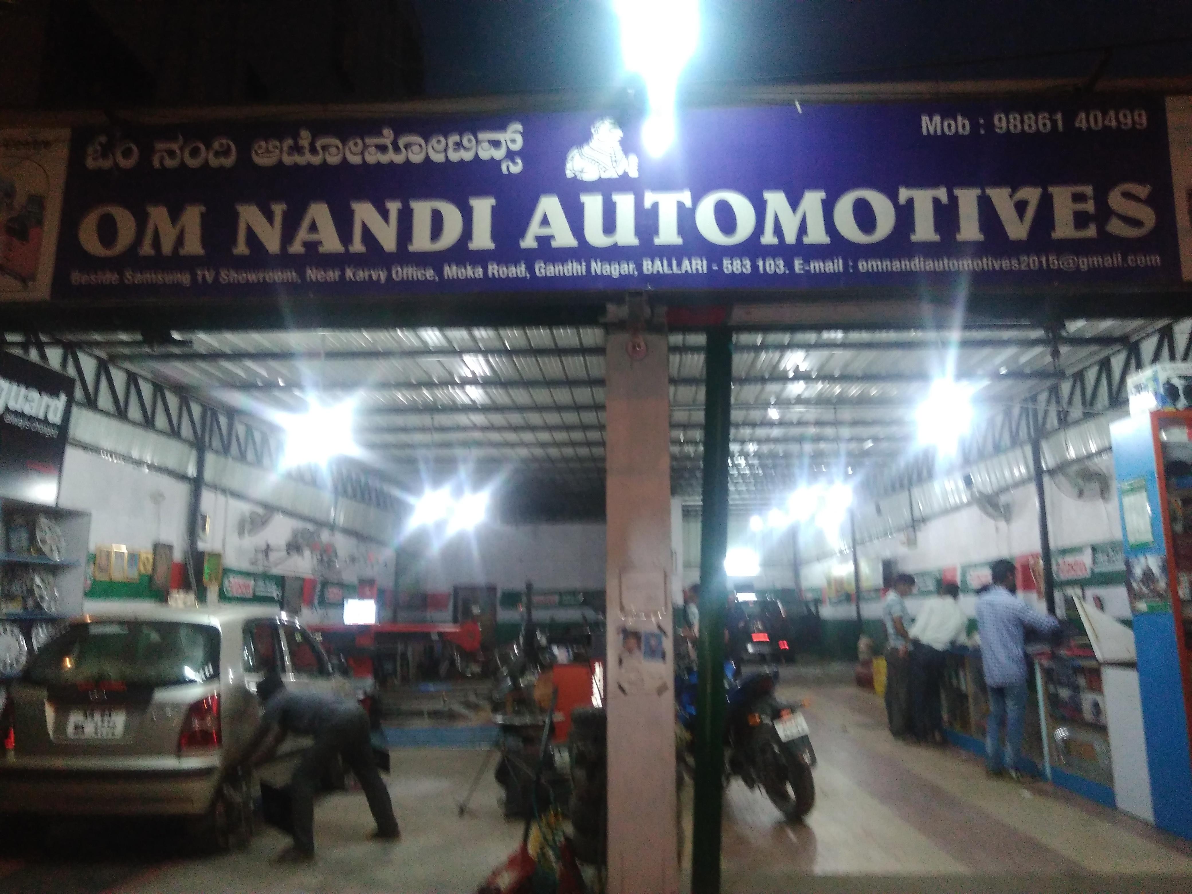 OM NANDI AUTOMOTIVES