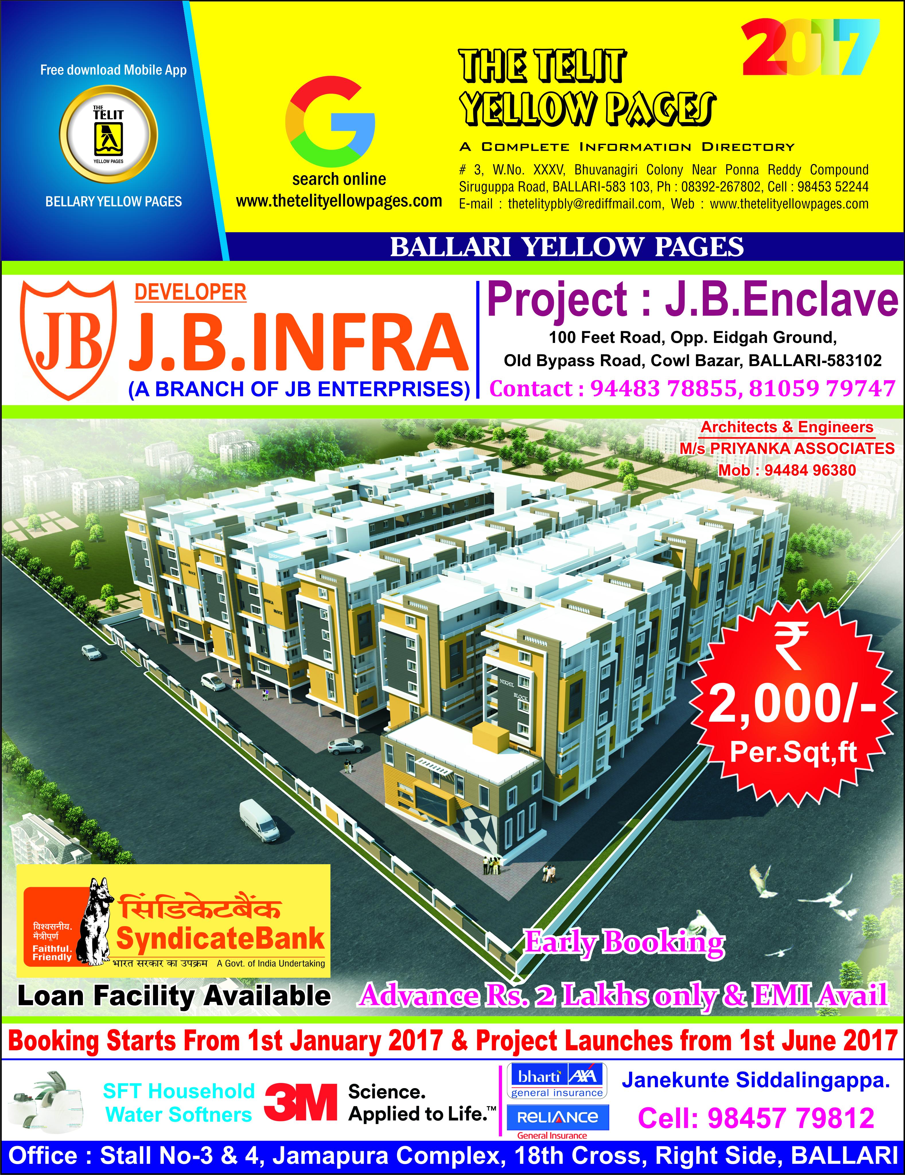 J.B.INFRA