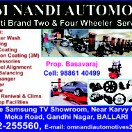 OM NANDI AUTOMOTIVES