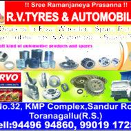 R.V.TYRES & AUTOMOBILES