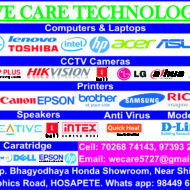 WE CARE TECHNOLOGY