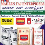 Maheen Taj Enterprises