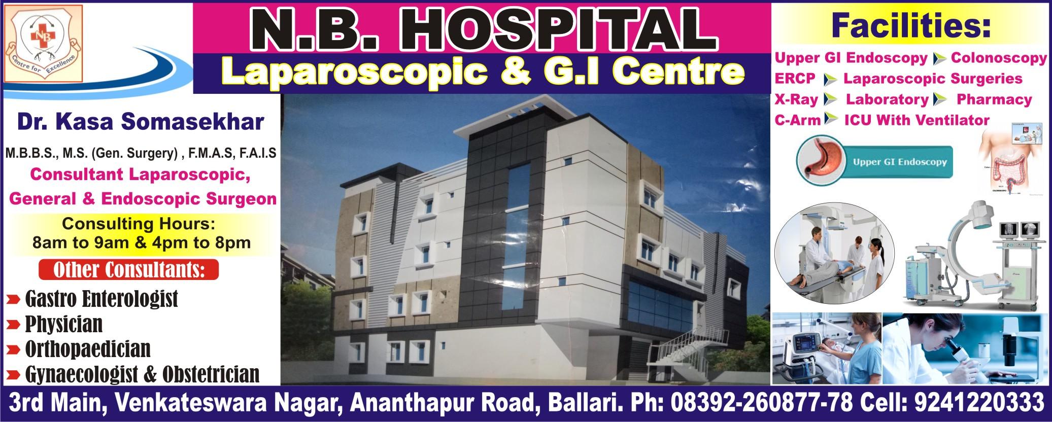 N.B. Hospital