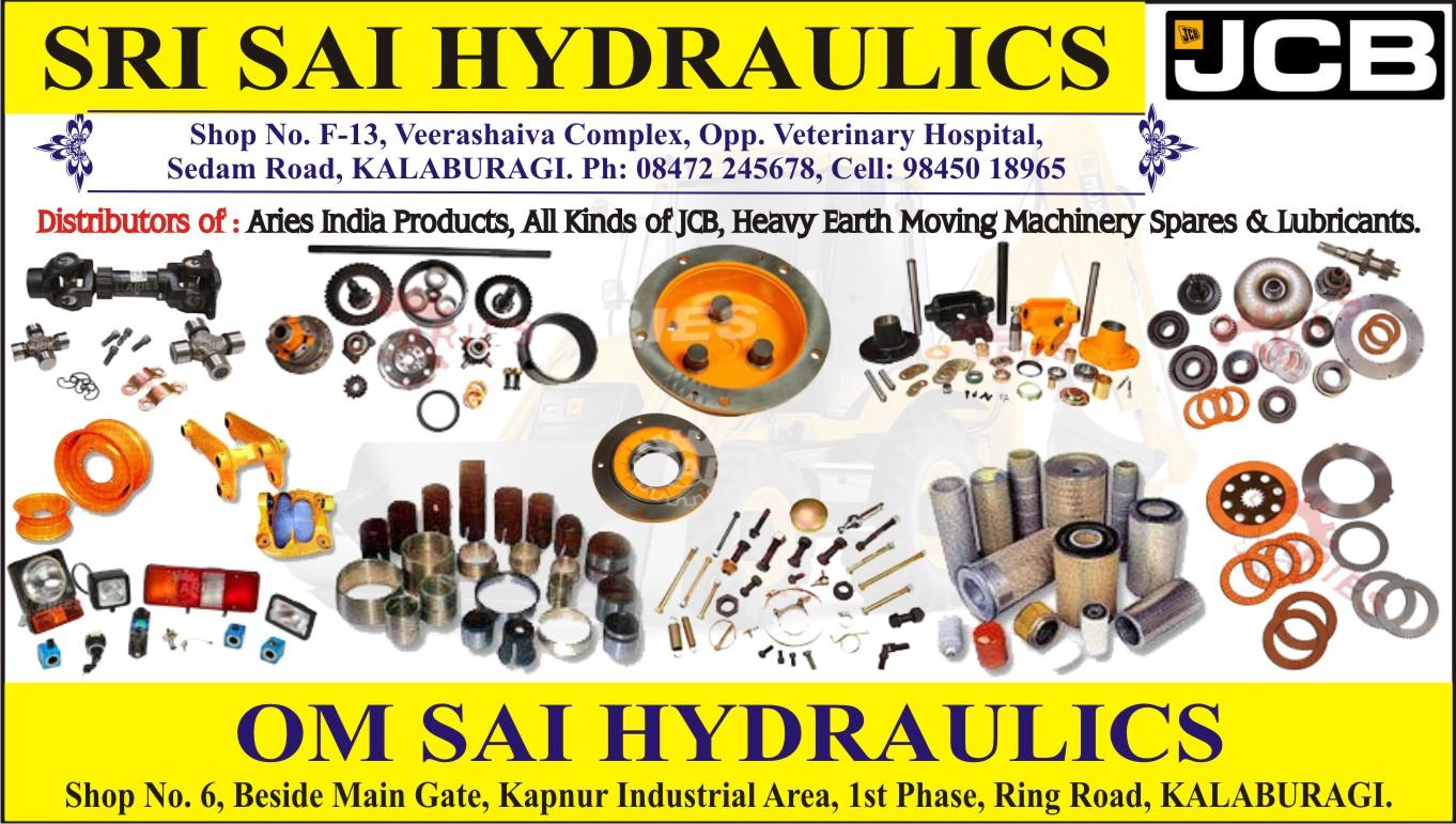 SRI SAI HYDRAULICS