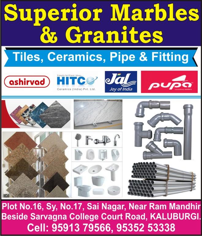 Superior Marbles  & Granites