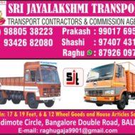 Sri Jayalakshmi Transport