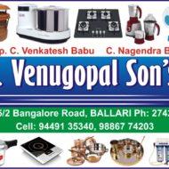 C. VENUGOPAL SON'S