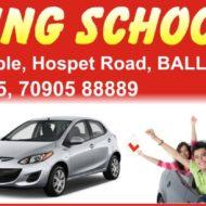 MANIKANTA DRIVING SCHOOL
