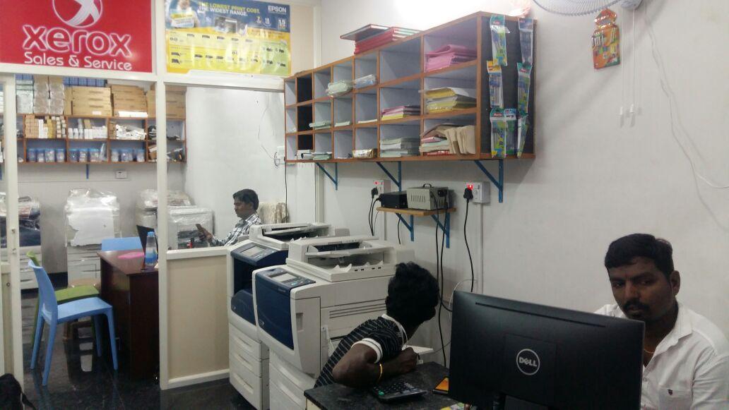 Xerox Machine Dealers in BALLARI