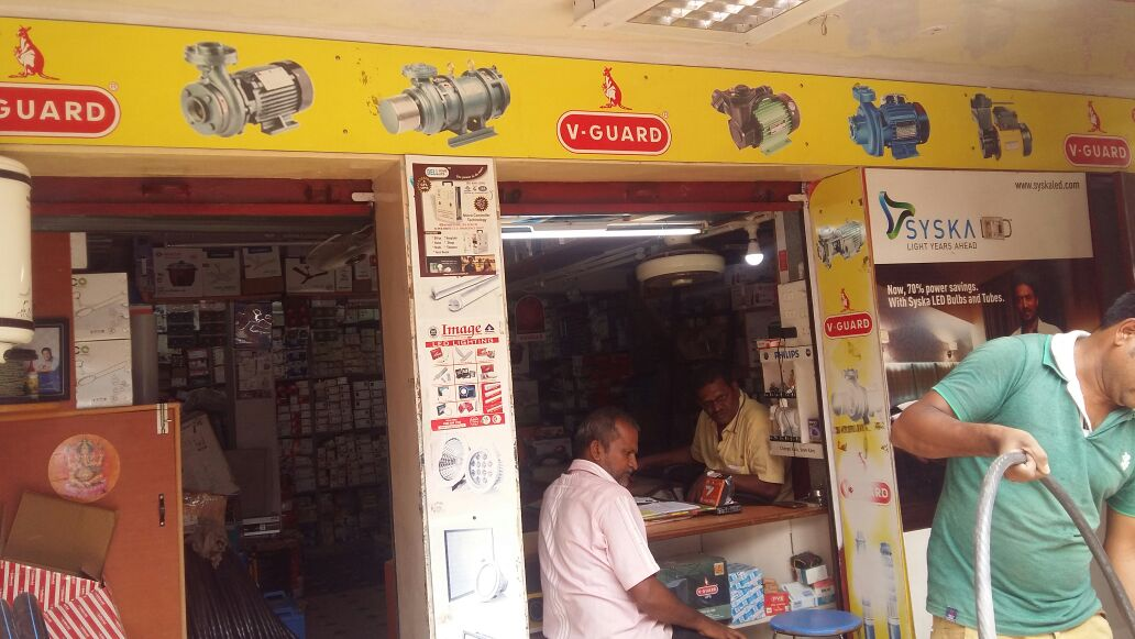ELECTRICAL GOODS DEALERS IN BELLARY