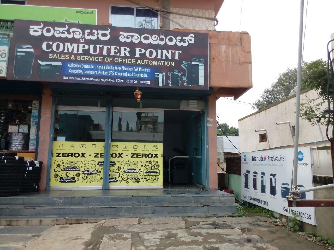 Xerox Machine dealers in koppal