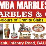 JAGADAMBA MARBLES & GRANITES