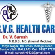 Dr. V. SureshM.B.B.S., MD.