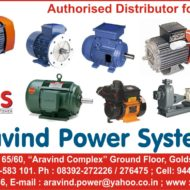 Aravind Power Systems