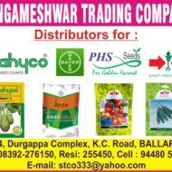 SANGAMESHWAR TRADING COMPANY