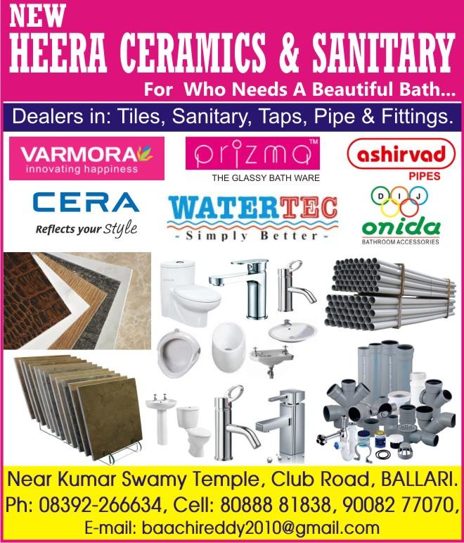 New Heera Ceramics & Sanitary
