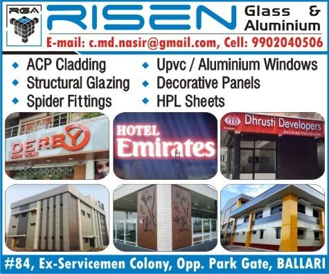 Risen Glass & Aluminium