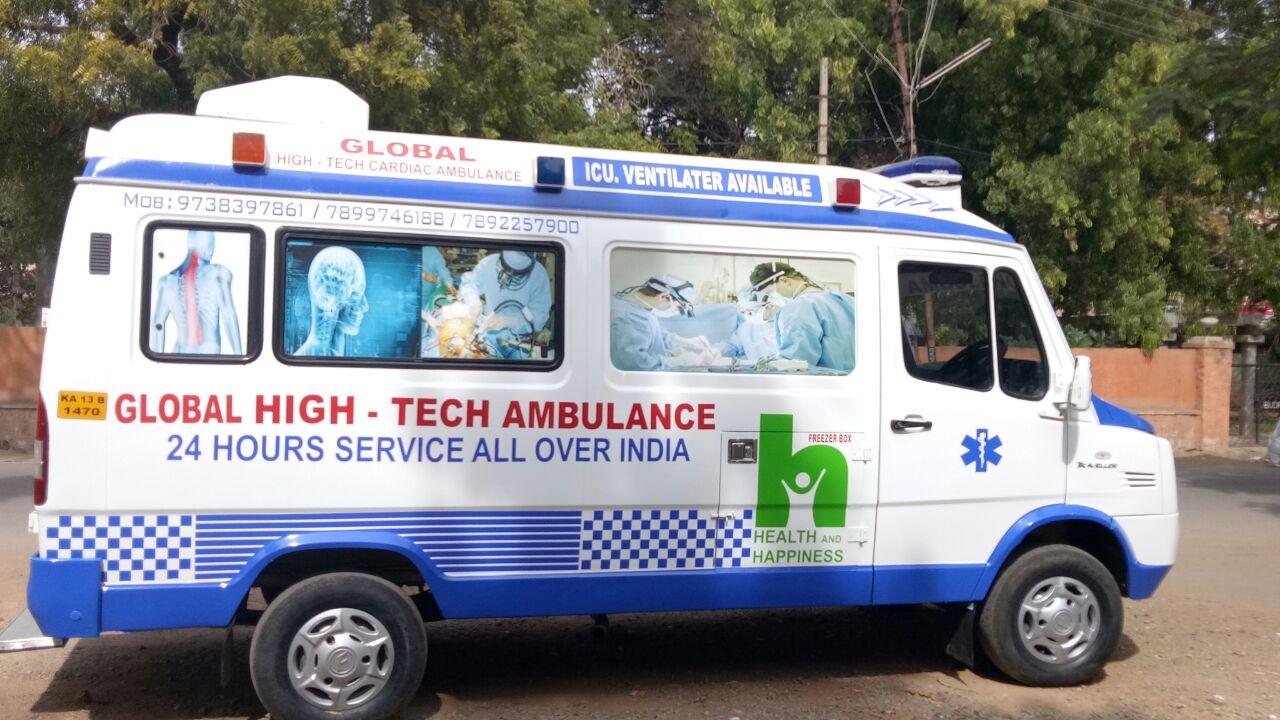 Global Hi-Tech Ambulance