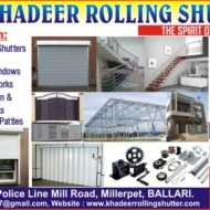 KHADEER ROLLING SHUTTERS
