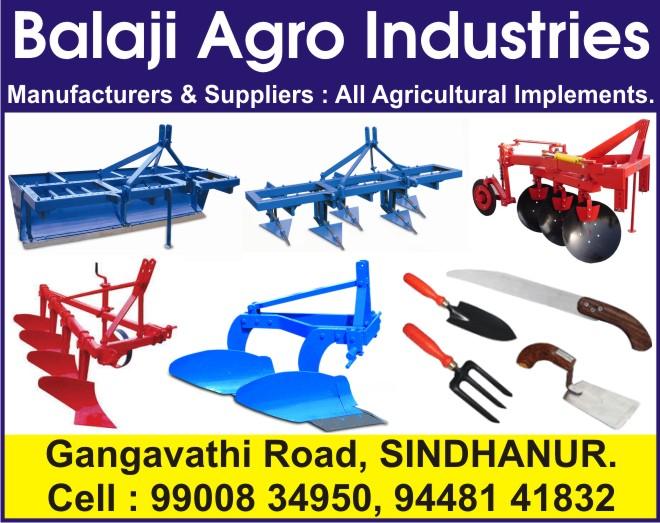 Balaji Agro Industries