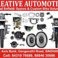 CREATIVE AUTOMOTIVE