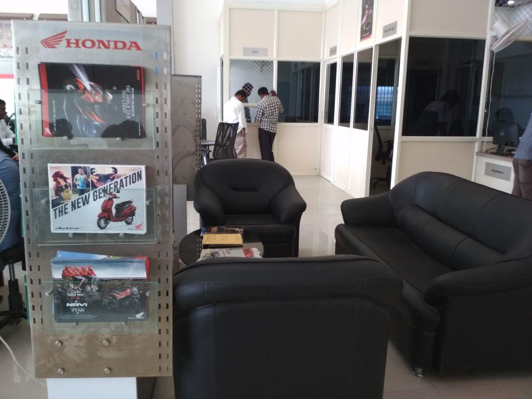 Tribhuvan Honda
