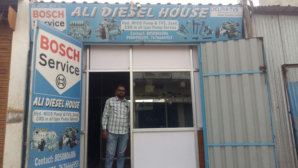 Ali Diesel Works