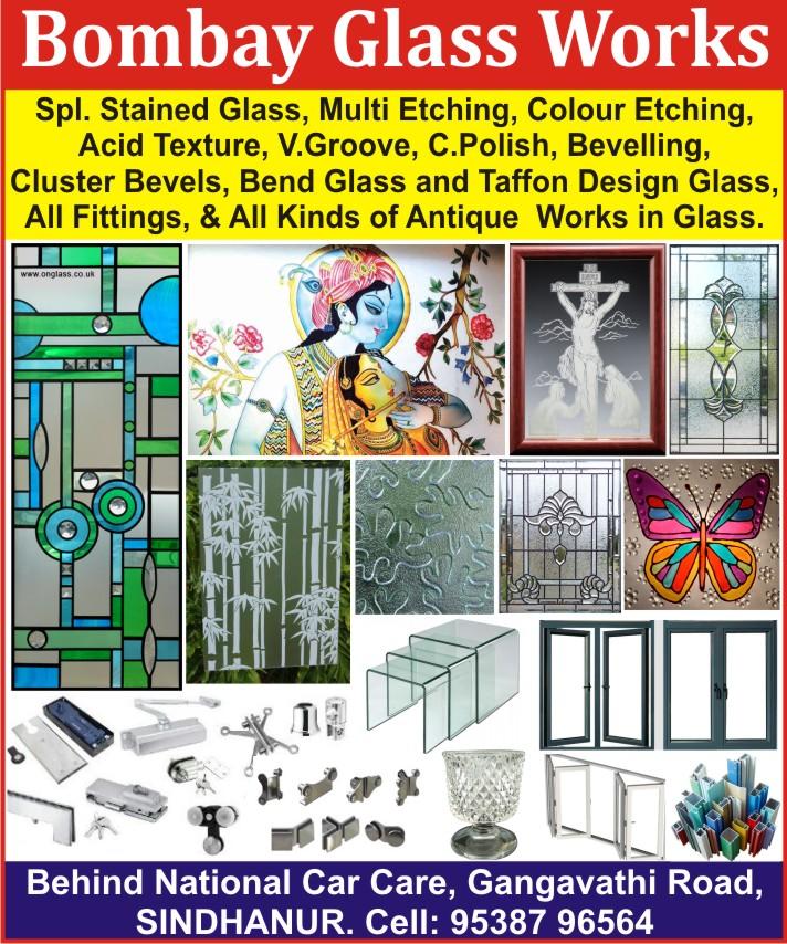 Bombay Glass Works