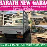 BHARATH NEW GARAGE