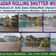 Jamadar Rolling shutter Works