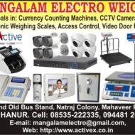 MANGALAM ELECTRO WEIGHS