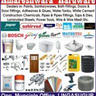 New Amareshwara Hardware