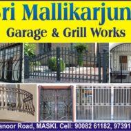 Sri Mallikarjuna Garage & Grill Works