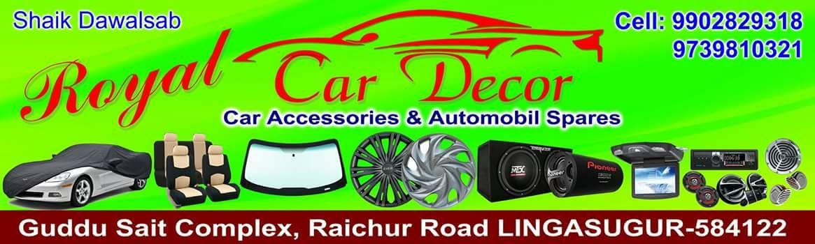 Royal Car Decors