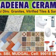 Madeena Ceramic