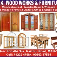 R.M.K. WOOD WORKS & FURNITURES
