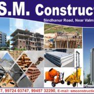 S.M. Constructions