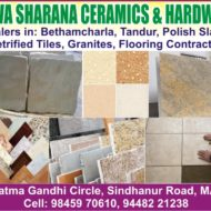 SHIVA SHARANA CERAMICS & HARDWARE