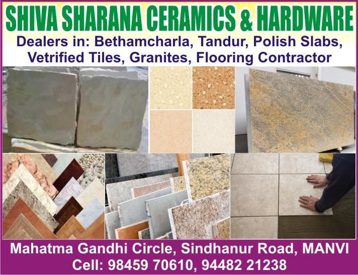 SHIVA SHARANA CERAMICS & HARDWARE