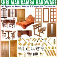 SHRI MARIKAMBA WOOD WORKS