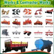 Sri Mouneshwara Engineering Works & Contractor Works