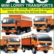 ANC MINI LORRY TRANSPORTS